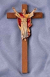 10 Inch Risen Christ Crucifix by Fontanini