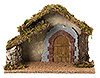 5 Inch Scale Nativity Stable by Fontanini
