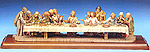 5 Inch Scale Last Supper by Fontanini