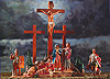 5 Inch Scale Crucifixion Scene - Figures sold separately by Fontanini
