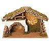 7.5 Inch Scale Nativity Stable - Figures Not Included