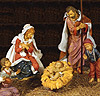 Fontanini 50 Inch Scale Holy Family Set
