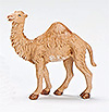 7.5 Inch Scale Baby Dromedary, by Fontanini
