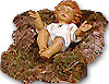 20 Inch Scale baby Jesus by Fontanini