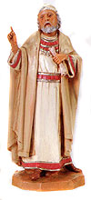 5 Inch Scale King Herod by Fontanini