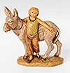 Fontanini 5 Inch Scale Nisan - Boy with Donkey