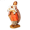 Fontanini 5 Inch Scale Emma the Shepherdess