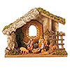 Fontanini 5 Inch Scale 6 Piece Nativity Set