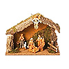 Fontanini 5 Inch Scale 5 Piece Nativity Set