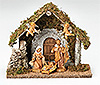 Fontanini 5 Inch Scale Wedding Gift Nativity Creche - Available April 2015