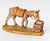 Fontanini 3.5 Inch Scale Mary's Donkey