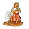 Fontanini 3.5 Inch Scale Nahome the Shepherdess