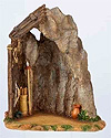 5 Inch Scale Hunter's Cave by Fontanini