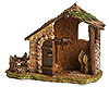 Fontanini 5 Inch Scale Farm Shed