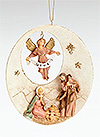 Fontanini Holy Family Ornament - Available July 2015
