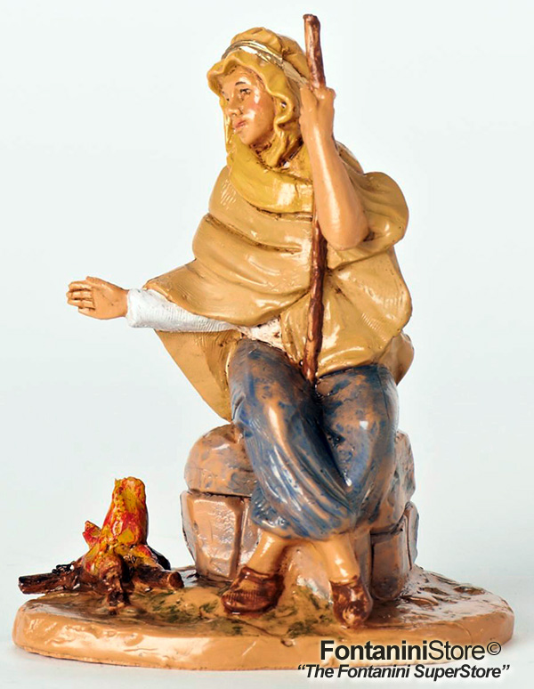 Mark the Shepherds Apprentice - 2013 Exclusive figure by Fontanini
