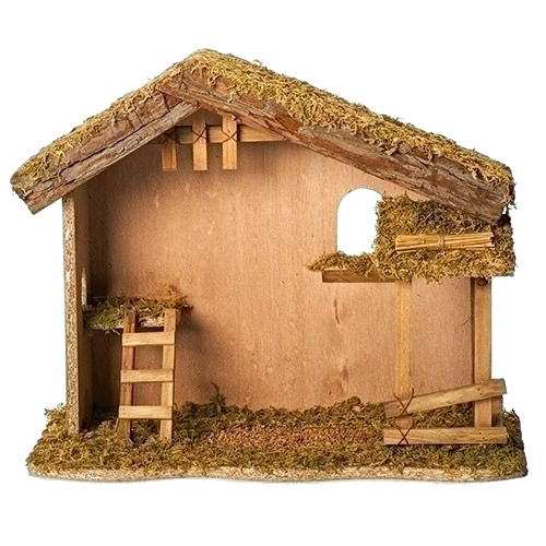 how to build a manger stable